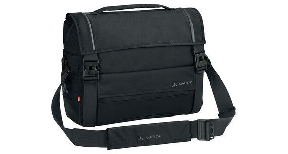 VAUDE Cyclist M Messenger Bag black